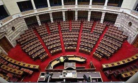 Ερώτηση 37 βουλευτών της ΝΔ στον πρωθυπουργό για την καταπολέμηση της διαφθοράς