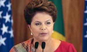 Βραζιλία: Η πρόεδρος Ρουσέφ είναι η λιγότερο δημοφιλής πρόεδρος της τελευταίας τριακονταετίας