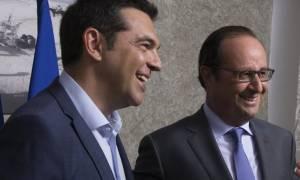 Τσίπρας-Ολάντ: Οι διαπραγματεύσεις μπορούν να ολοκληρωθούν αμέσως μετά τις 15 Αυγούστου