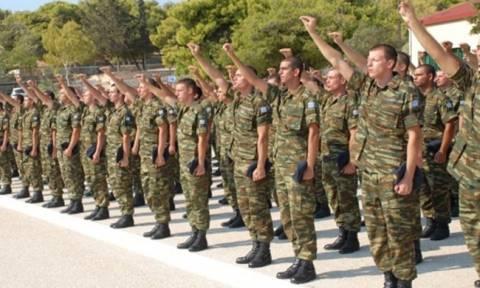 Κατάταξη στο Στρατό Ξηράς με την 2015 Ε/ΕΣΣΟ