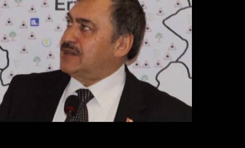 Ο υπουργός υδάτων της Τουρκίας στα Κατεχόμενα