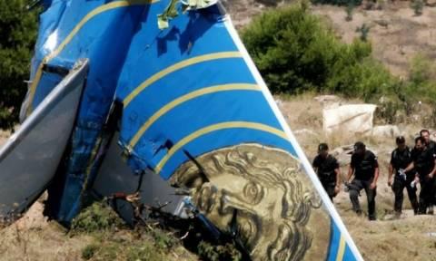 Δέκα χρόνια από την αεροπορική τραγωδία στο Γραμματικό