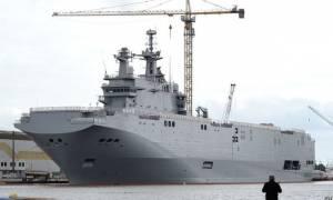 Μαριανί για ακύρωση Mistral: Το Παρίσι υποτάχθηκε στις ΗΠΑ και την ΕΕ