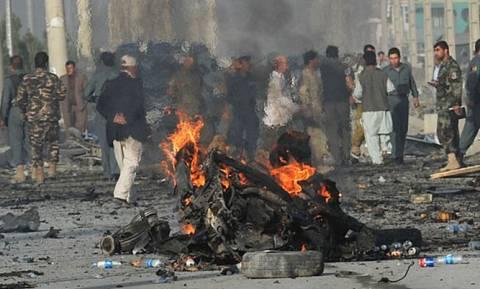 Αφγανιστάν: Έκρηξη παγιδευμένου φορτηγού με τουλάχιστον 15 νεκρούς