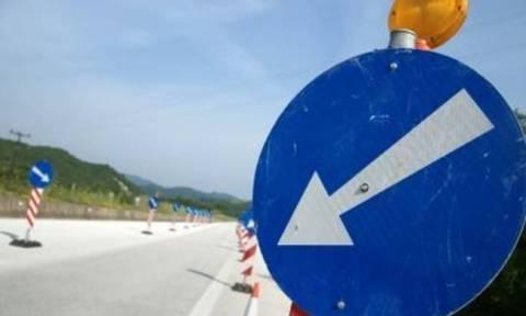 Κυκλοφοριακές ρυθμίσεις στην Αθηνών-Λαμίας στο ύψος του Ωρωπού