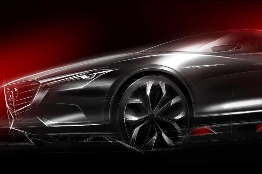 Mazda: Αποκαλύπτει το νέο πρωτότυπο crossover