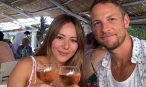 F1 Jenson Button: Θύμα ληστείας με λεία 410.500 ευρώ