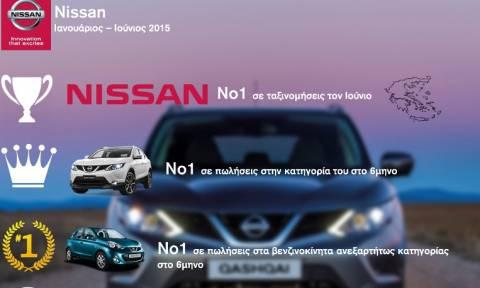 Nissan: Επιταχύνει και το 2015