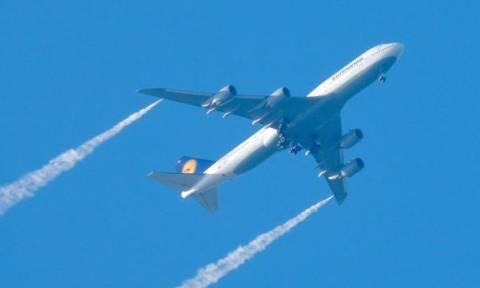 Μάντσεστερ: Προσγείωση έκτακτης ανάγκης για αεροπλάνο της Lufthansa