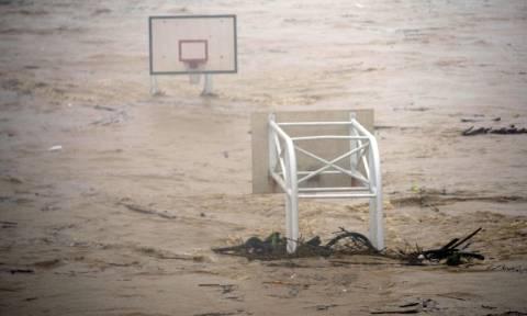 Ταϊβάν: Τουλάχιστον έξι νεκροί από το πέρασμα του τυφώνα Σουντελόρ