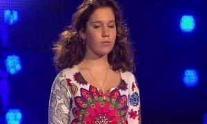 Αυτό το κορίτσι κατάφερε να κάνει τους κριτές να κλάψουν. Δείτε το λόγο (βίντεο)