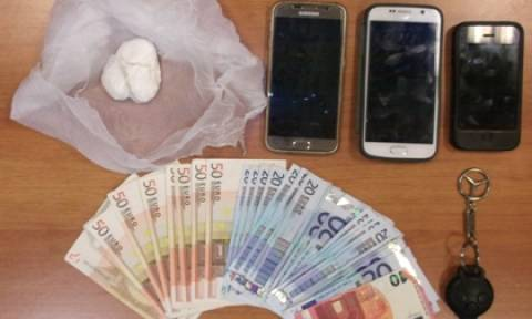 Ηράκλειο: Σύλληψη 42χρονου για κατοχή και διακίνηση κοκαίνης
