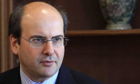 Χατζηδάκης: Υπέρ μιας κυβέρνησης εθνικής ενότητας