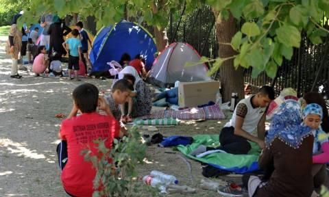 Πεδίον του Άρεως: Μέτρα για την αντιμετώπιση των υγειονομικών ζητημάτων για τους πρόσφυγες