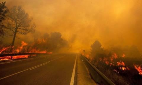 Πορτογαλία: Αποστολή ενισχύσεων στην Ισπανία λόγω πυρκαγιάς