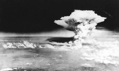 Σαν σήμερα το 1945 οι Αμερικανοί ρίχνουν τη δεύτερη ατομική βόμβα στο Ναγκασάκι