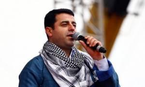 Ντεμιρτάς: Το PKK να βγάλει το δάχτυλο απ'τη σκανδάλη