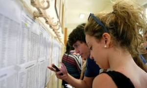 Βάσεις 2015: Μεγάλη πτώση στις παραδοσιακά υψηλές σχολές