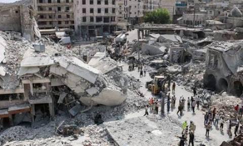 Συρία: Πέντε νεκροί και 37 τραυματίες από ρουκέτες που έπληξαν τη Δαμασκό