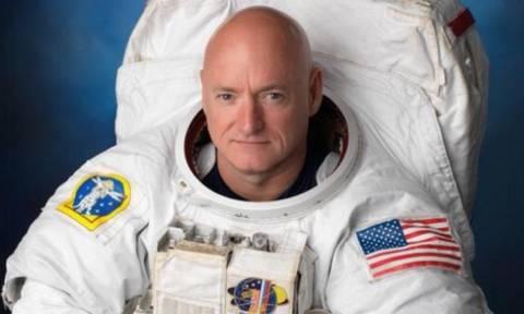 Αστροναύτης της NASA στέλνει νέο μήνυμα από το Διάστημα για την Ελλάδα (photos)