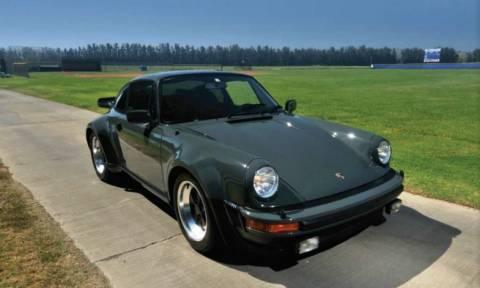 Κλασσικό Αυτοκίνητο: Η τελευταία Porsche του Steve McQueen (photos & video)