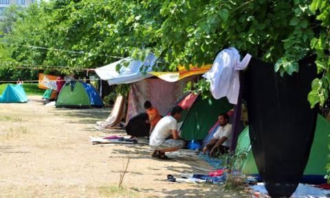 Επιταχύνονται οι διαδικασίες για τη διαμόρφωση του χώρου όπου θα μετεγκατασταθούν οι πρόσφυγες