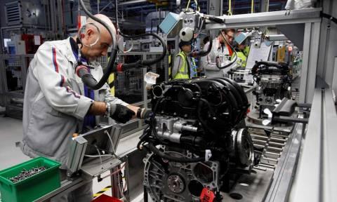 Μείωση των εξαγωγών και της βιομηχανικής παραγωγής στη Γερμανία τον Ιούνιο