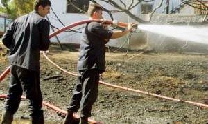 Πάτρα: Φωτιά στο Παυλόκαστρο - Επιχειρεί η πυροσβεστική