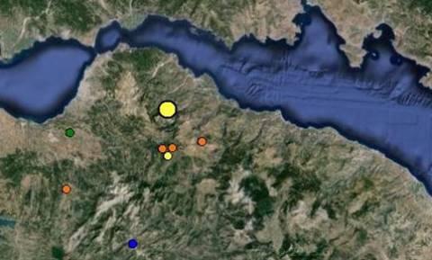 Σεισμός: 4,5 Ρίχτερ αναστάτωσαν το Αίγιο
