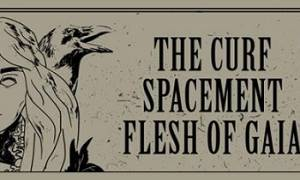 The Curf + Spacement + Flesh of Gaia live @ six d.o.g.s