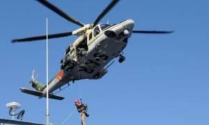 «Νέαρχος»: Ασκηση έρευνας και διάσωσης στην Κύπρο