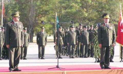 Aλλαγή φρουράς στη διοίκηση της ταξιαρχίας στον Τύρναβο