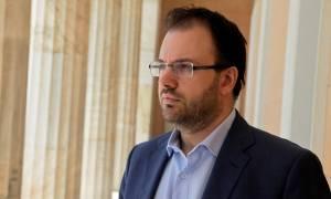 Θεοχαρόπουλος: Η ανανέωση του κυβερνητικού σχήματος δεν συνεπάγεται εκλογές
