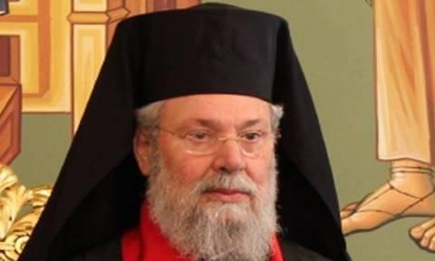 Αρχιεπίσκοπος Κύπρου: Οι τράπεζες επιθυμούν παραλιακά φιλέτα