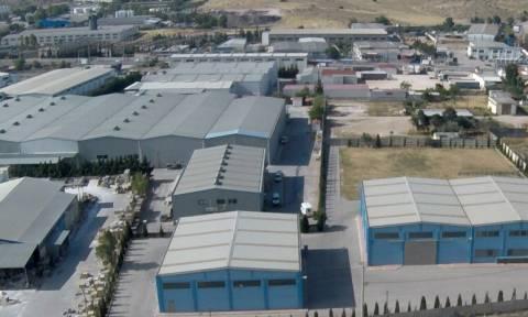 Βιομηχανική παραγωγή: Πτώση 4,5% σε σχέση με τον προηγούμενο Ιούνιο