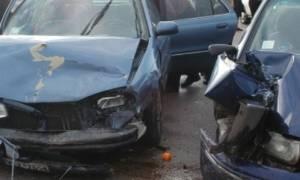Καραμπόλα πέντε αυτοκινήτων στην εθνική οδό Θεσσαλονίκης – Νέων Μουδανιών