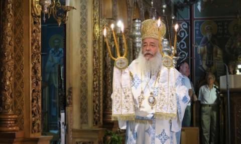 Φθιώτιδος Νικόλαος: «Η Ορθόδοξη Εκκλησία πολεμείται αλλά δεν πρόκειται ποτέ να ηττηθεί»