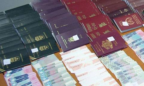 Προσπάθησαν να εγκαταλείψουν την Ελλάδα με πλαστά διαβατήρια