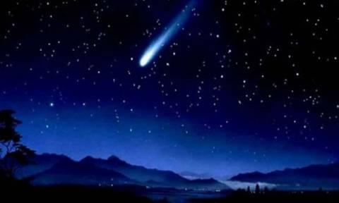 Ο ουρανός θα γεμίσει πεφταστέρια από σήμερα έως την Πέμπτη