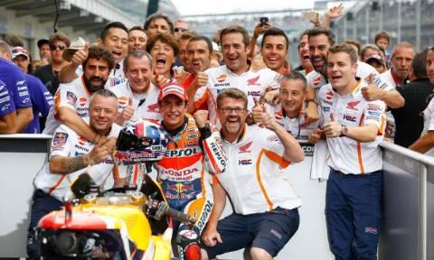 MotoGP Grand Prix Indianapolis: Οι Ηνωμένες Πολιτείες του Marquez