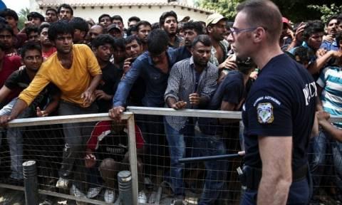 Ένταση στην Κω με μετανάστες (video)
