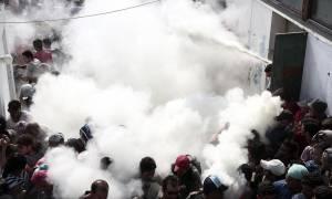 Η Κως εκπέμπει SOS - Ταραχές μεταξύ Αρχών και μεταναστών (video)