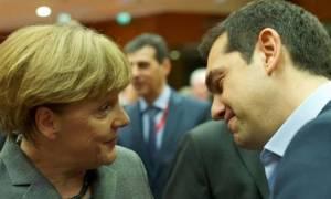 Merkel speaks again with Tsipras on agreement with lenders