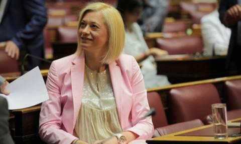 «Βόμβα» από τη Ραχήλ Μακρή: Δεν θα είμαι ξανά υποψήφια με τον ΣΥΡΙΖΑ