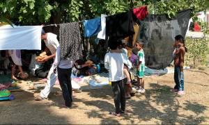 Την Παρασκευή η μετεγκατάσταση των προσφύγων στον Ελαιώνα