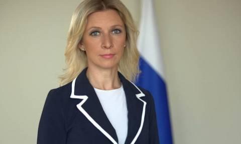 Η πρώτη γυναίκα εκπρόσωπος τύπου του ΥΠΕΞ Ρωσίας