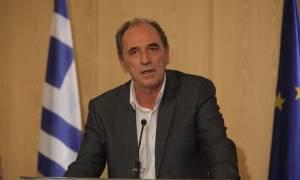 Γ. Σταθάκης: Αλλάζει η στόχευση στα δημόσια έργα