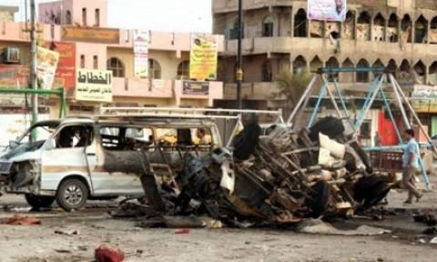Νέο μακελειό στη Βαγδάτη με τη σφραγίδα του Ισλαμικού Κράτους
