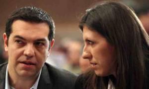Ζωή Κωνσταντοπούλου: Στο... τραπέζι πρόταση μομφής κατά της Προέδρου της Βουλής