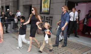 Angelina Jolie - Brand Pitt: Έρχονται για διακοπές στην Ελλάδα